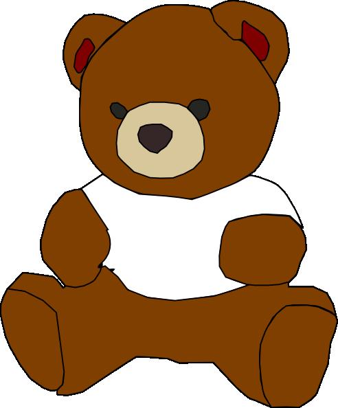 Bear clipart beruang. Teddy clip art at