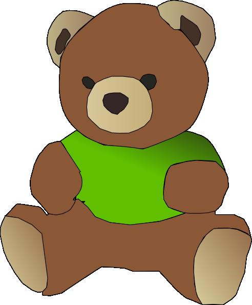 Teddy clip art at. Bear clipart beruang