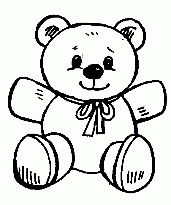 Bear clipart black and white. Valentine letters teddy with