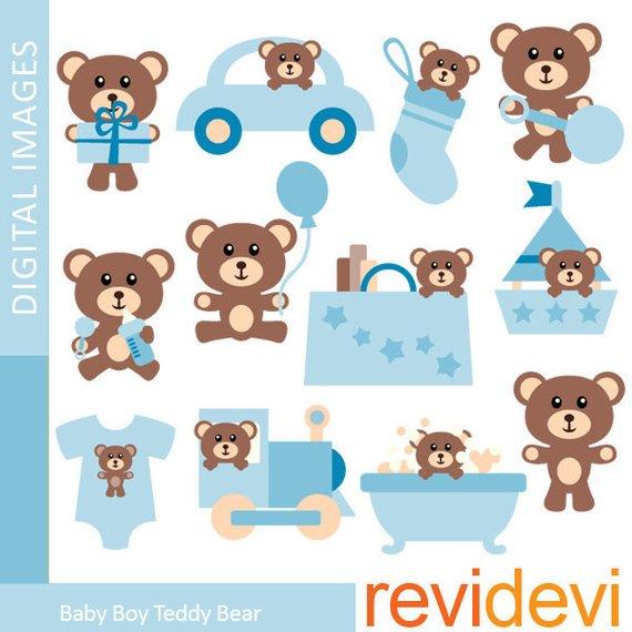 Bear clipart boy. Baby teddy sale nursery