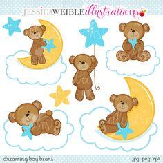 Baby teddy clip art. Bear clipart boy