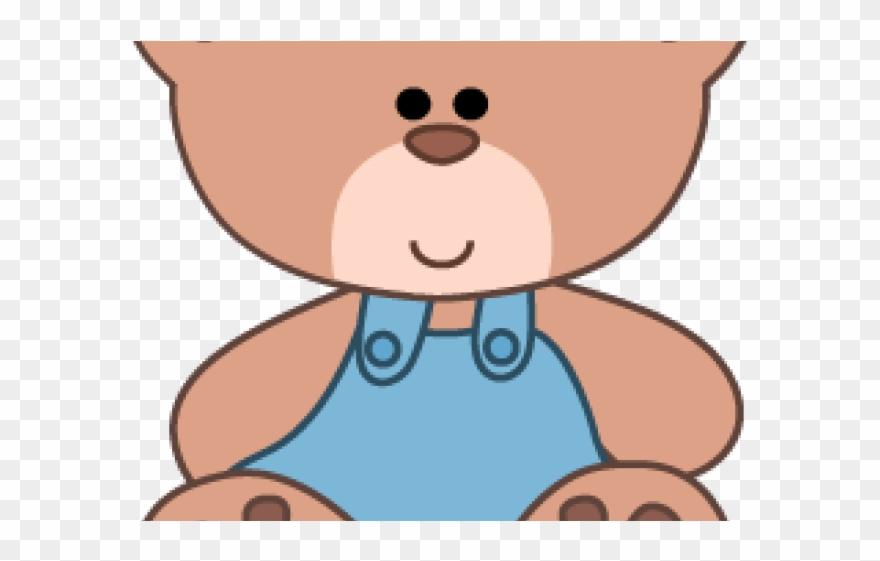 Bear clipart boy. Cub teddy clip art