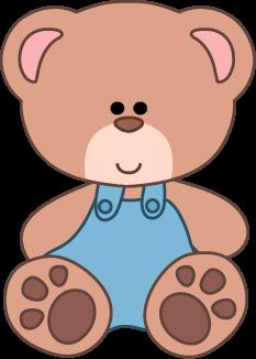 Teddy panda free images. Bear clipart boy
