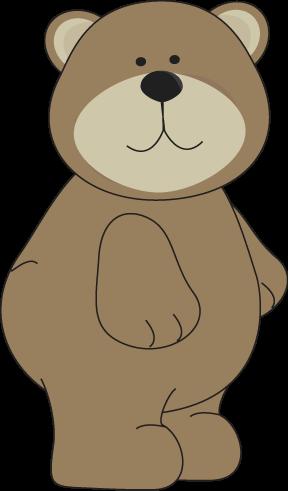 Bear clip art images. Bears clipart adorable