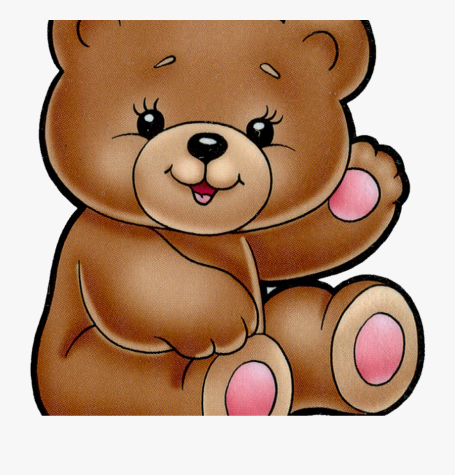 Bears clipart cartoon. Teddy bear clip art