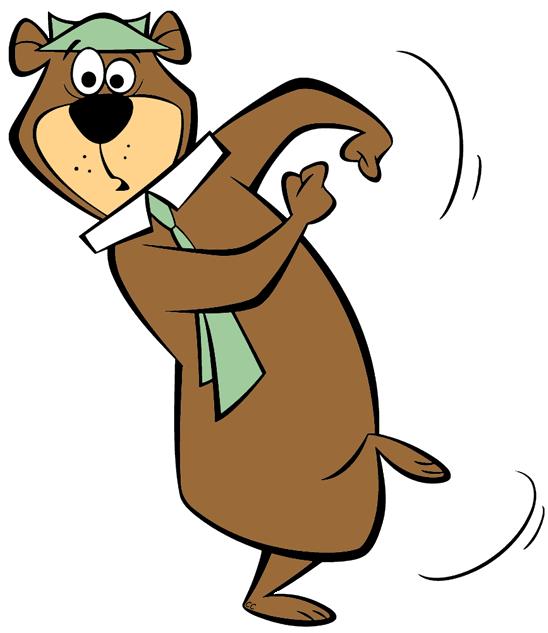Jalapeno clipart animated. Yogi bear clip art