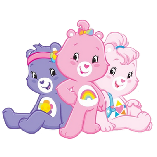 Bear clipart character. Care bears characters pinterest