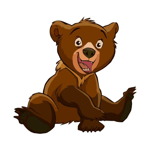 Liked on polyvore featuring. Bears clipart brother bear