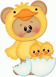 best clip art. Bear clipart easter