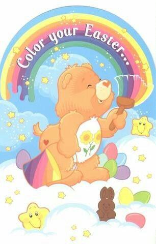 best kp care. Bear clipart easter
