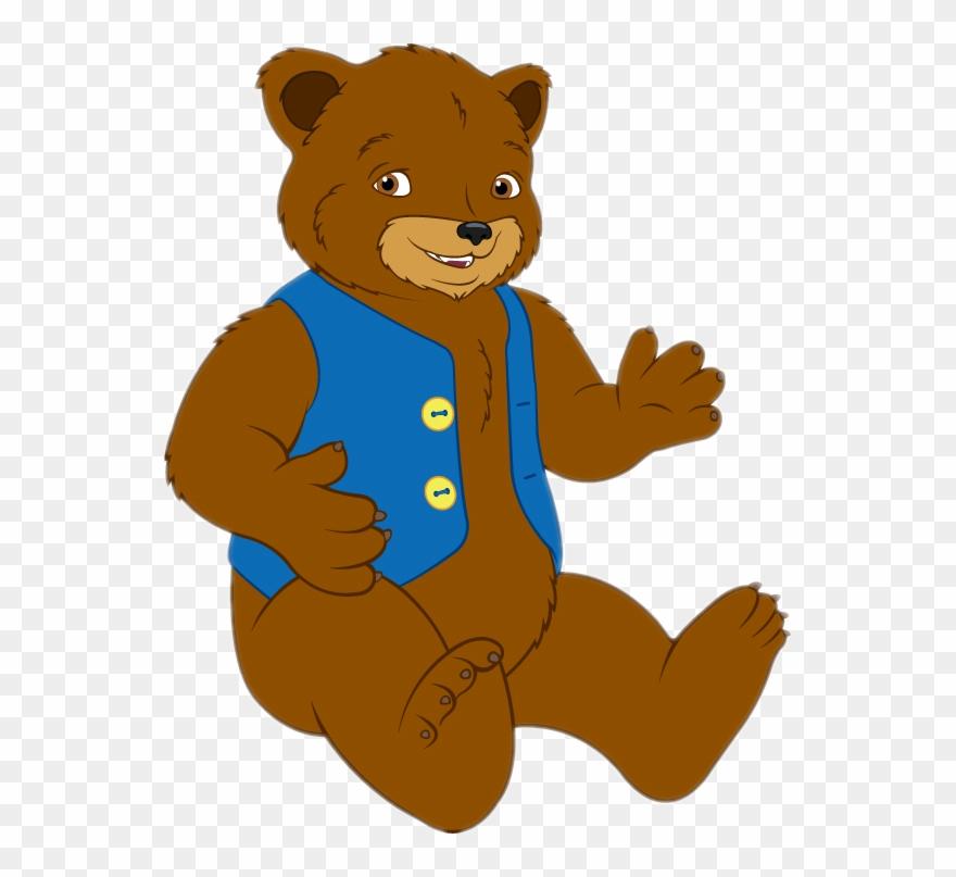 Franklin and friends teddy. Bear clipart friend