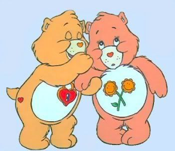 Care bears images amp. Bear clipart friend