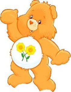 Bear clipart friend. I love care bears