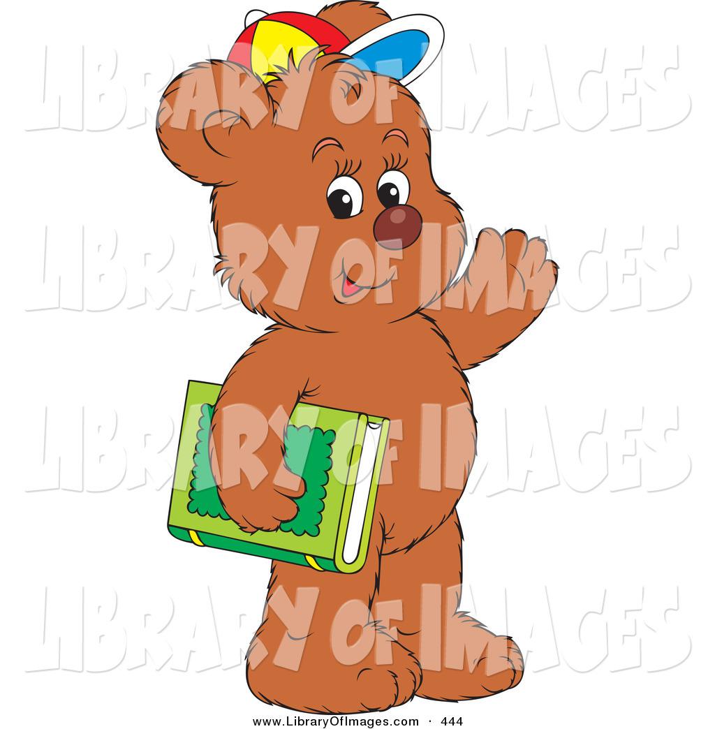 Clip art of a. Bear clipart friendly