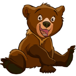 Bear clipart friendly. Bay free cliparts and