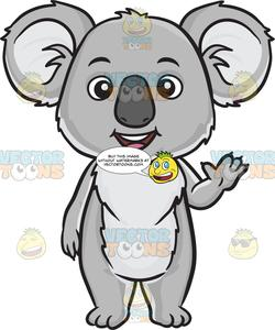 Bear clipart friendly. A sweet and koala