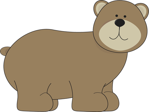 Grizzly . Clipart bear carnivore
