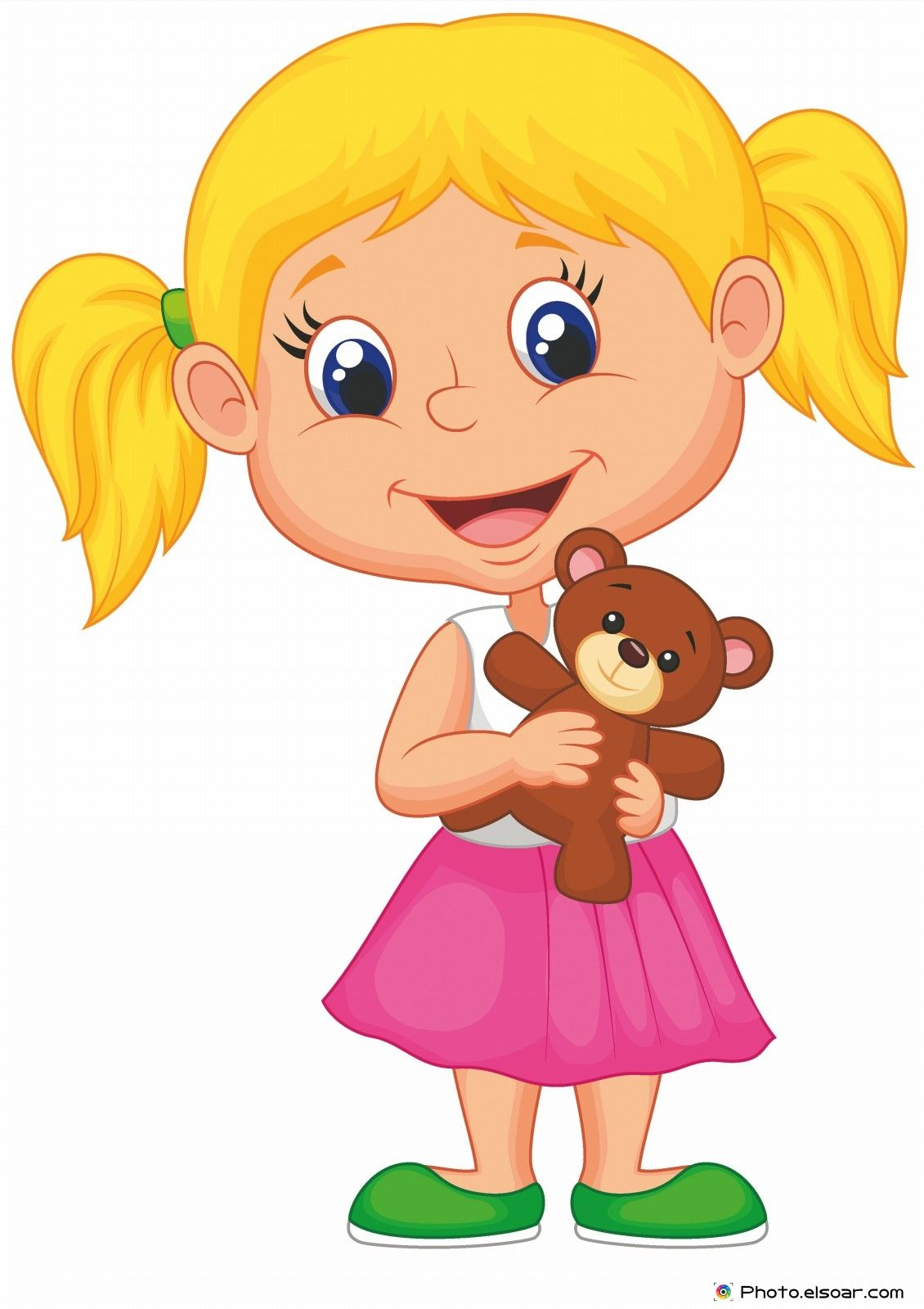 Belle clipart toddler.  funny cartoon kids