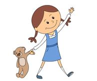 Search results for child. Bear clipart kid