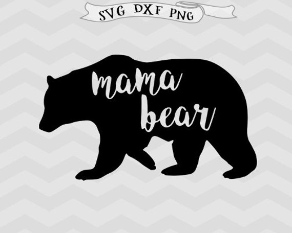 Bear clipart mothers day. Mama svg mother mom