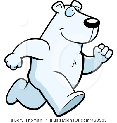 Christmas panda free images. Bear clipart polar bear