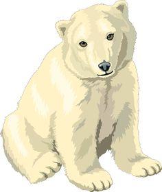Bear clipart polar bear. Free bears images graphics
