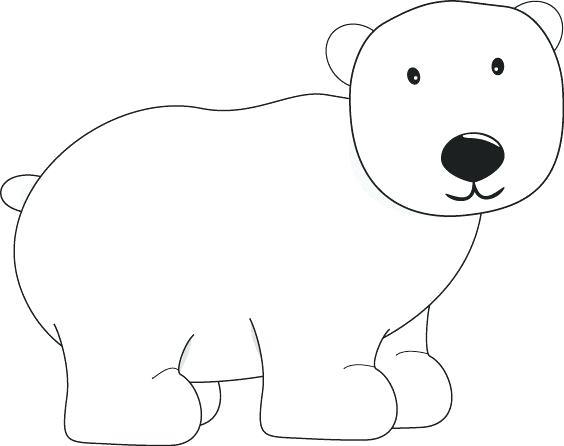 bear clipart polar bear