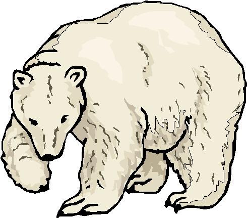Bears clip art farm. Bear clipart polar bear