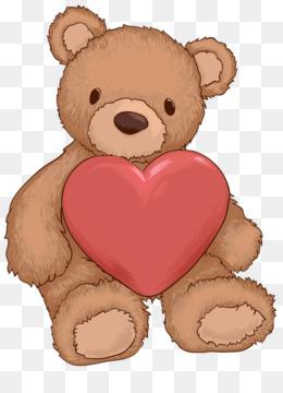 Bear clipart preschool. Free download teddy heart