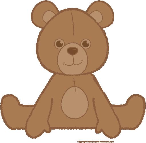 Bear clipart preschool. Teddy click to save