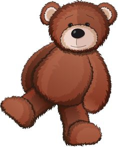 Bear clipart printable. Brown download