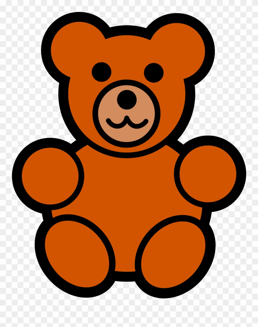 Teddy bear free images. Bears clipart cartoon