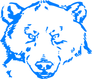 Clipart bear spirit bear. Clip art at clker