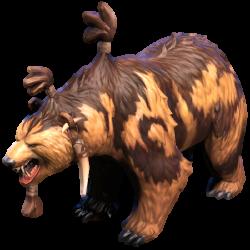 Dota wiki. Bear clipart spirit bear