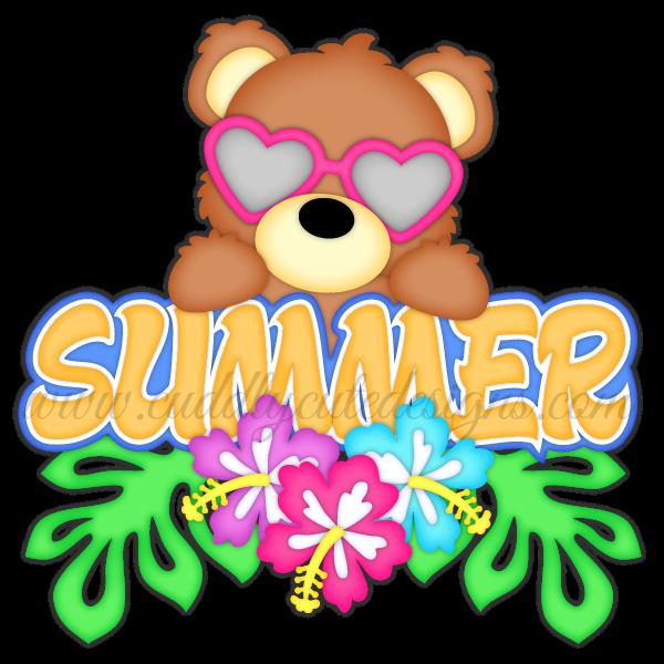 Scrapbook summer