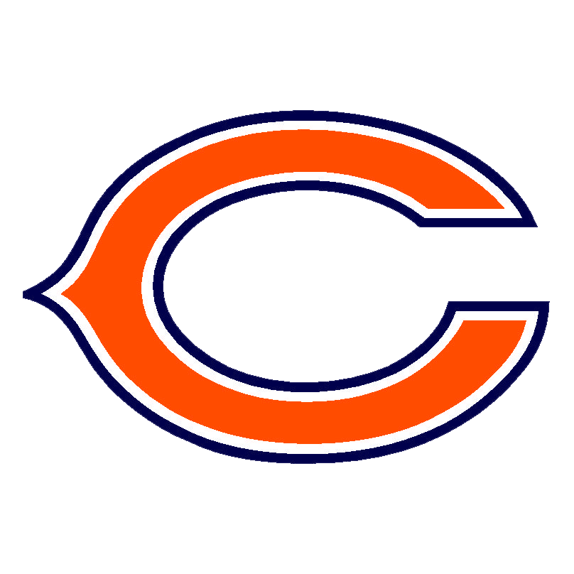 Bear clipart symbol. Chicago bears png images