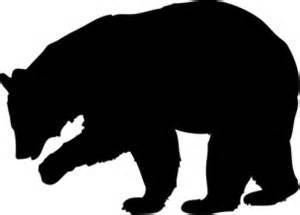 Bing images malen pinterest. Bear clipart symbol