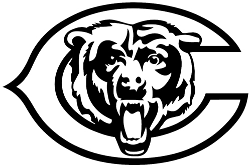 chicago bears clipartlook. Bear clipart symbol