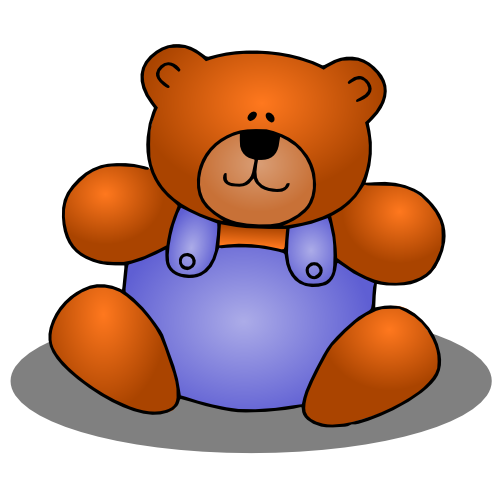Free bears download clip. Bear clipart teddy bear
