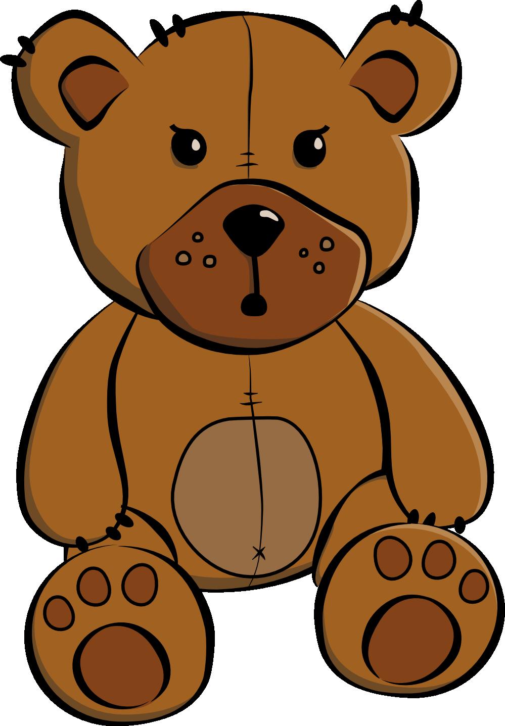 . Bear clipart teddy bear