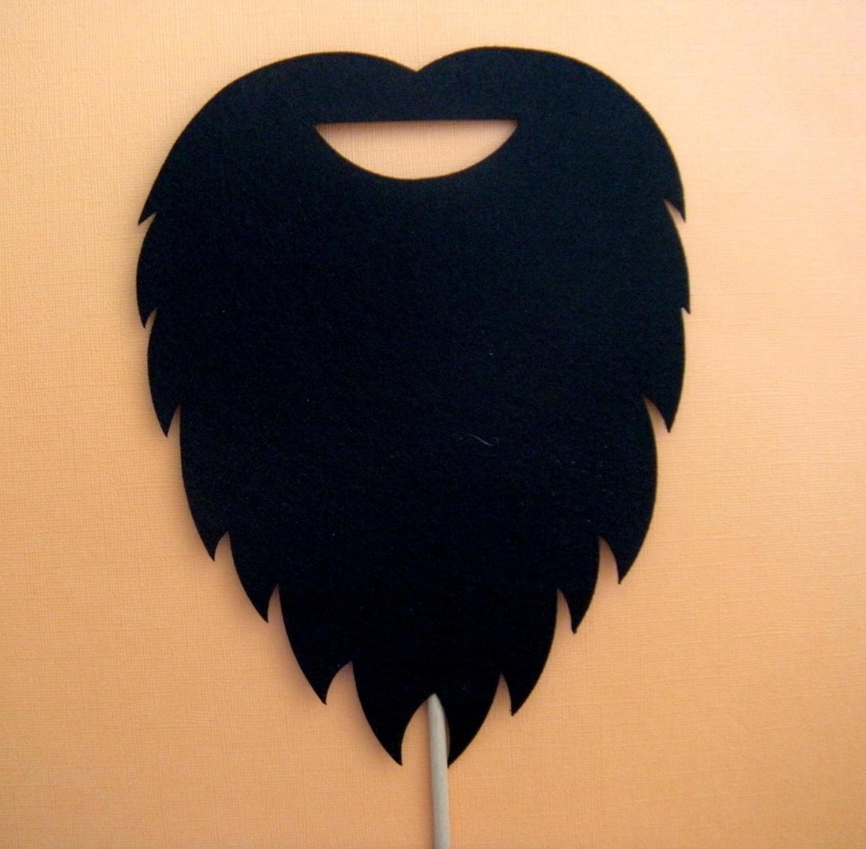 Mouth mask . Beard clipart beard face