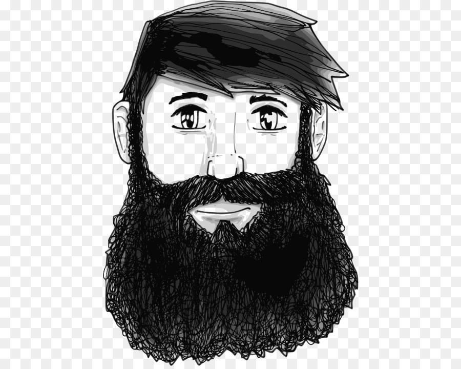 Beard clipart bearded man. Clip art png download
