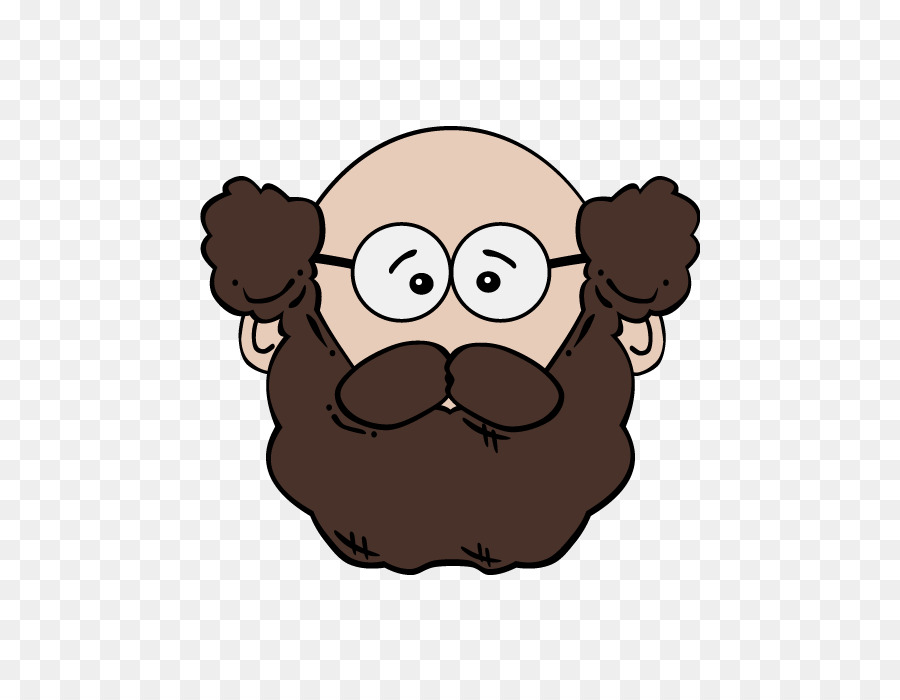 Beard clipart bearded man. Clip art avatar png