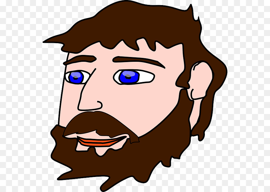 Computer icons clip art. Beard clipart bearded man