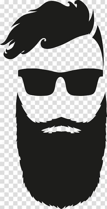 Bearded man art animation. Beard clipart beared