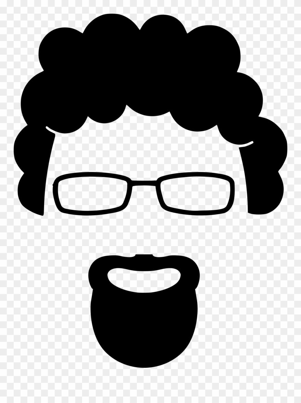Beard clipart big beard. Cliparts goatee silhouette png