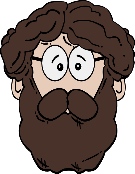 Cliparts zone . Beard clipart big beard