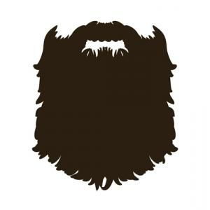 Beard clipart brown beard. Image result for svg