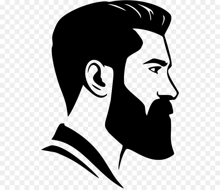 Man cartoon nose transparent. Beard clipart clip art