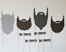 Template printable google search. Beard clipart duck dynasty beard